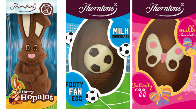 The top ten best Easter Eggs for kids (and for adults too!) for 2017