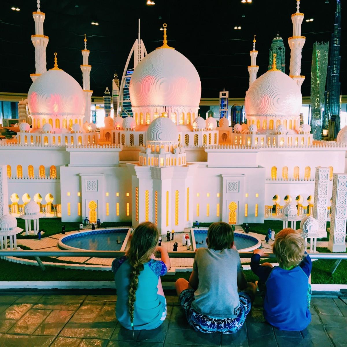 Legoland Dubai - copyright: www.globalmousetravels.com