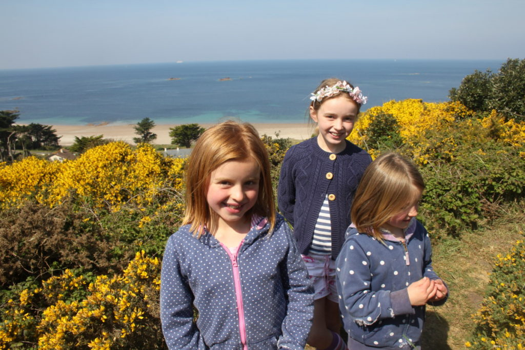 A spring weekend in Jersey with children - copyright: www.globalmousetravels.com