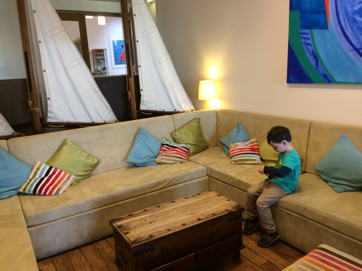 The best hotel in Cornwall for younger children? The Sands Resort and Spa, Newquay - copyright: www.globalmousetravels.com