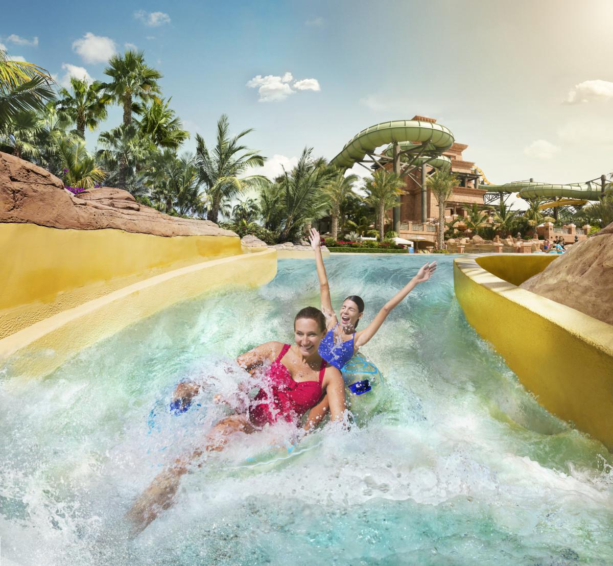 Dubai's Aquaventure water park