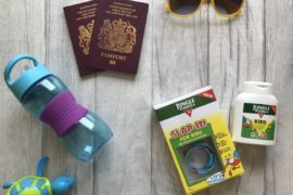 What to pack for a European trip with kids in summer - copyright: www.globalmousetravels.com