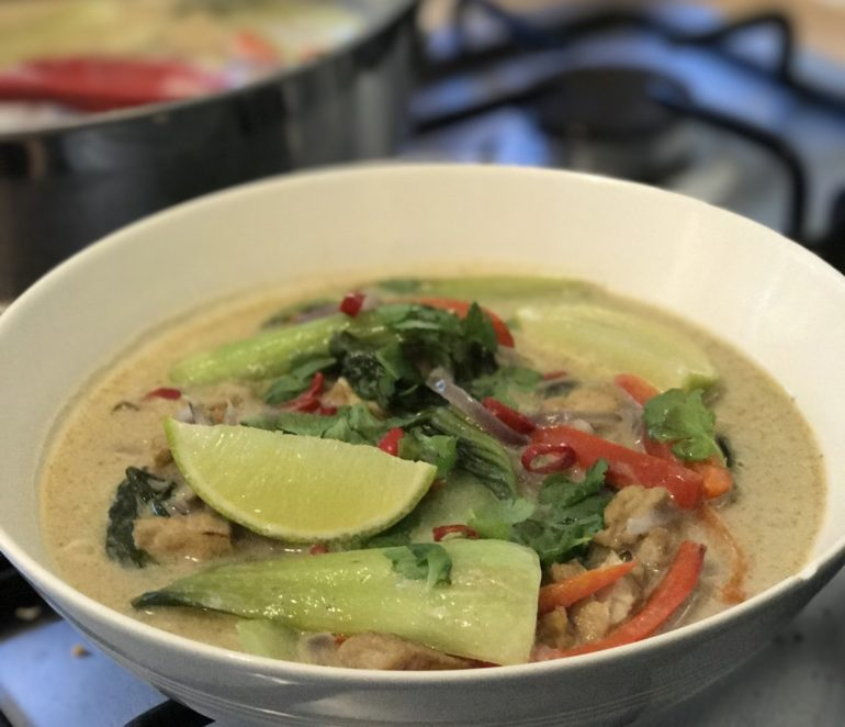 Recipe - Yasai Itame (just like Wagamamas) - copyright: www.globalmousetravels.com