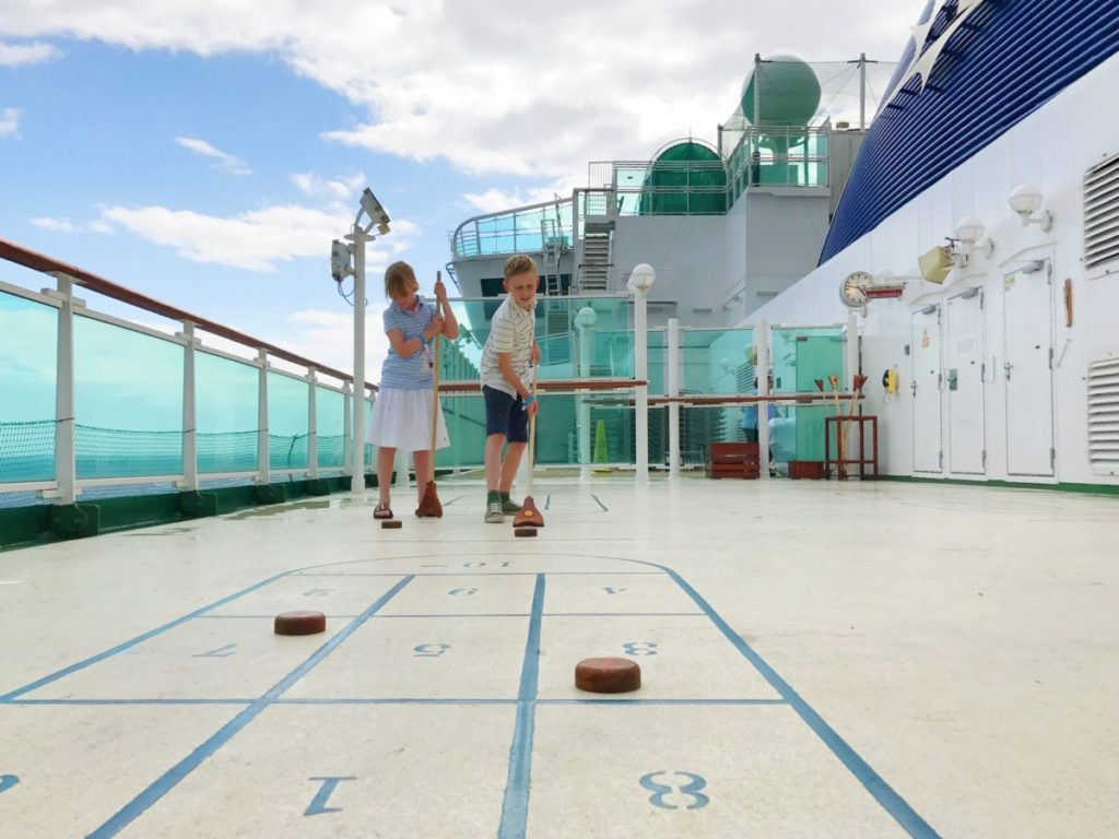 Travelogue – our daily diary on board P&O cruises Ventura around Madeira, the Canary Islands and Lisbon - copyright: www.globalmousetravels.com