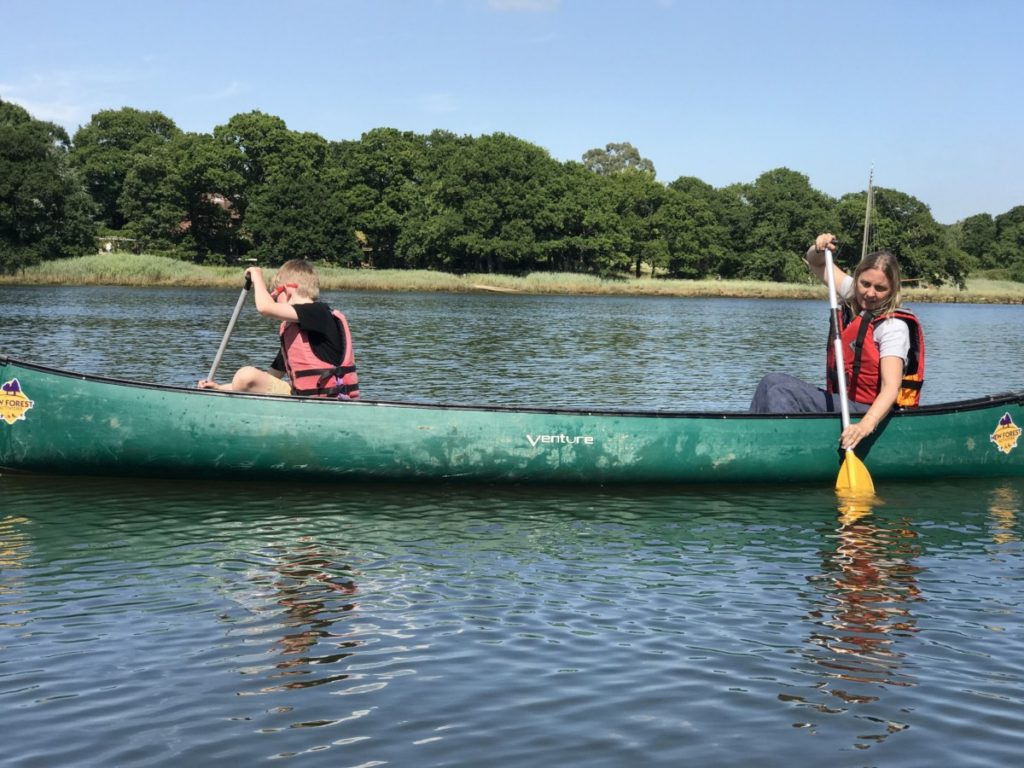 A weekend of summer fun and family activites in the New Forest with kids - copyright: www.globalmousetravels.com