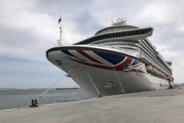 Two weeks cruising the Canary Islands, Madeira and Lisbon with children on Ventura with P&O cruises - copyright: www.globalmousetravels.com