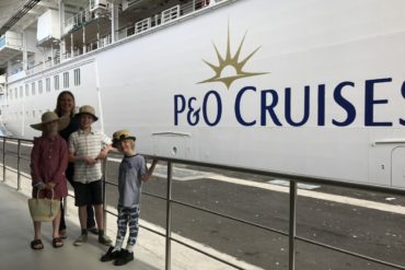 P&O Cruise to the Canary Islands - copyright: www.globalmousetravels.com