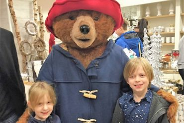 Eight London locations for families to visit inspired by the Paddington Bear stories - copyright: www.globalmousetravels.com