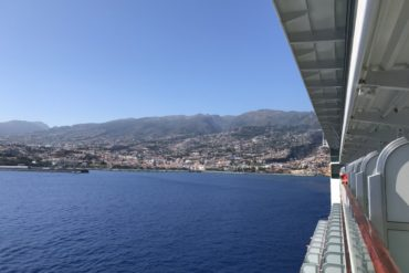 Port Stop - Funchal, Madeira - copyright: www.globalmousetravels.com