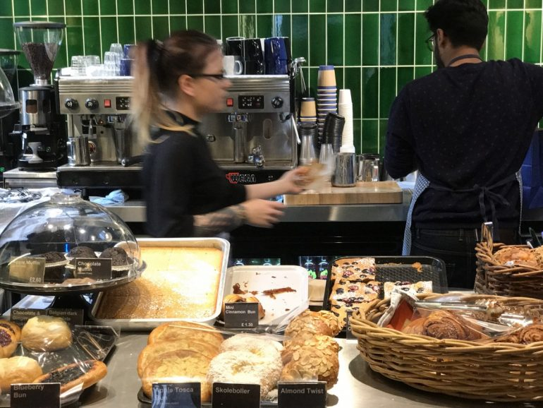 A real taste of Scandinavia in the heart of London - Nordic Bakery - copyright: www.globalmousetravels.com