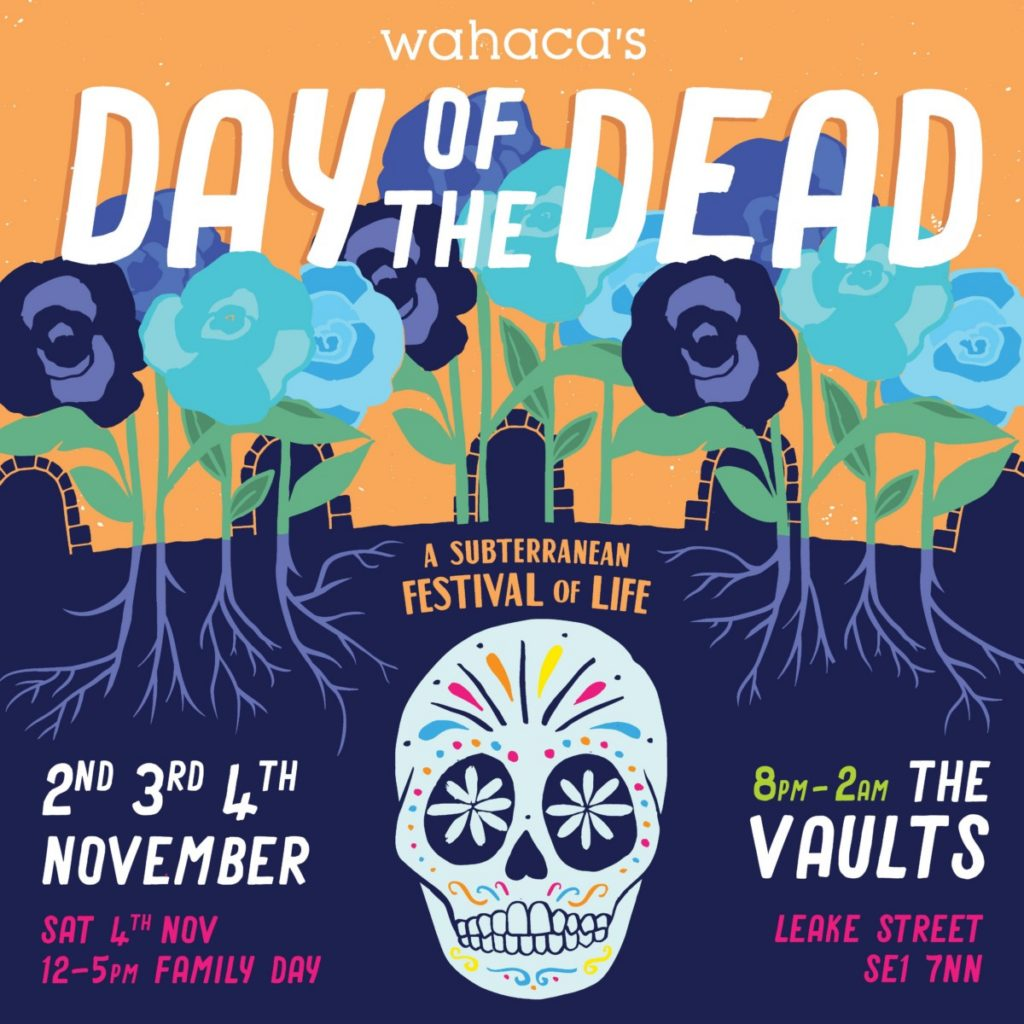 Wahaca's 'Day of the Dead' celebrations to help those affected by Mexican earthquakes