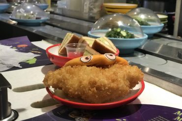 Delicious eats and Halloween treats at YO! Sushi in Bath - copyright: https://globalmousetravels.com