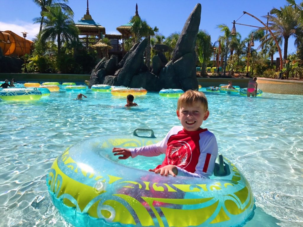 Volcano Bay - Universal Orlando ticket to the best holiday - our review of Universal Orlando Resort with Virgin Holidays - copyright: www.globalmousetravels.com