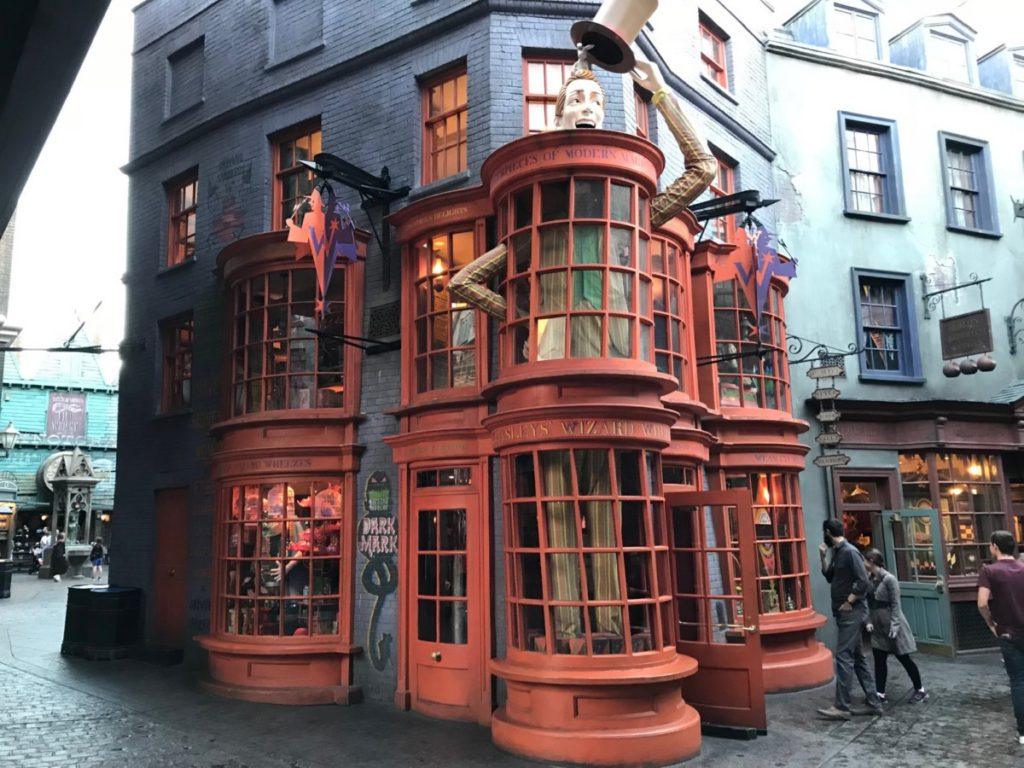 Your ultimate guide to The Wizarding World of Harry Potter, Universal Studios Orlando Florida - copyright: www.globalmousetravels.com