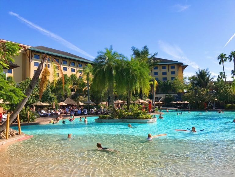 A fantastic family stay at the Loews Royal Pacific Resort, Universal Resort, Orlando, Florida - copyright: www.globalmousetravels.com