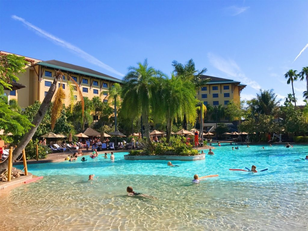 Loews Royal Pacific Resort - Universal Orlando ticket to the best holiday - our review of Universal Orlando Resort with Virgin Holidays - copyright: www.globalmousetravels.com