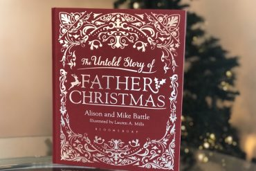 The Untold Story of Father Christmas - the perfect children's book for Christmas - copyright: www.globalmousetravels.com
