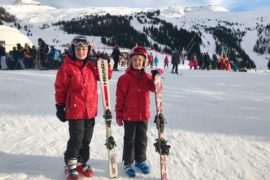 Skiing in Flaine with Crystal Ski - A wonderful week in the French Alps - copyright: www.globalmousetravels.com