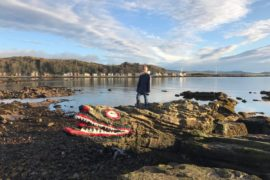 The Crocodile Rock in Great Cumbrae, Ayr - A wonderful winter trip to Ayrshire with kids - copyright: www.globalmousetravels.com