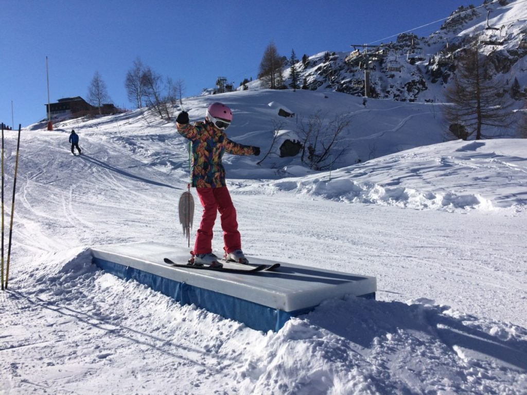The ultimate guide to family friendly ski resorts in Europe with kids - Chamonix France La Flégère Mont Blanc