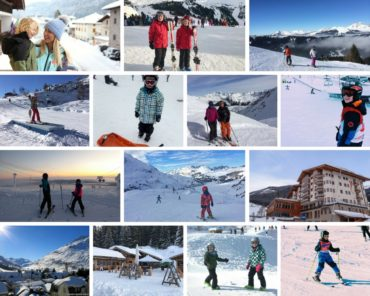 The ultimate guide to family friendly ski resorts in Europe with kids