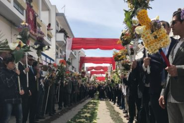 Easter festival in the Algarve - Festa das Torchas, Sao Brás de Alportel, Portugal - copyright: www.globalmousetravels.com