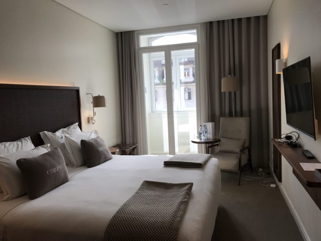 The best hotel in Lisbon? The Corpo Santo, Lisbon, Portugal - copyright: www.globalmousetravels.com