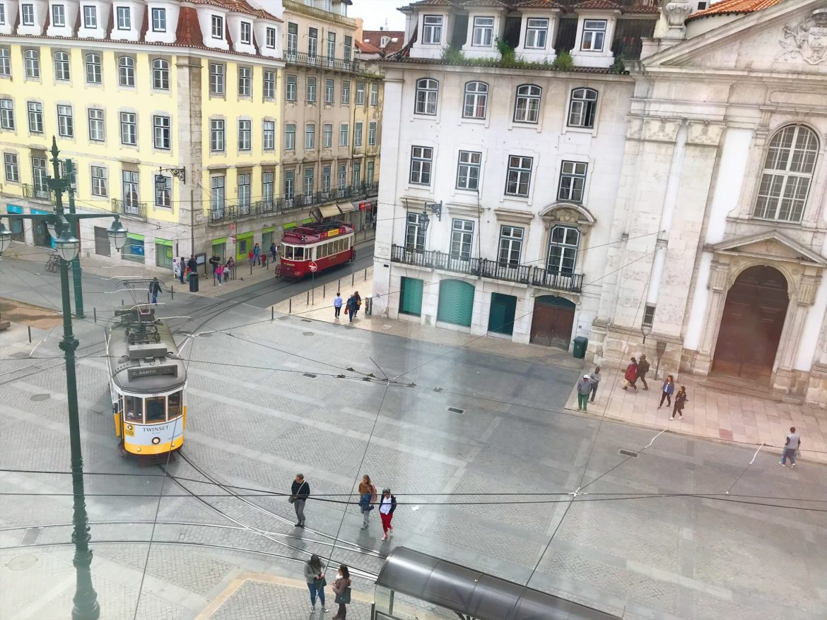 A spring weekend in Lisbon with kids, Portugal